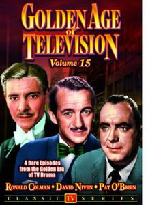 Golden Age of Television: Volume 15