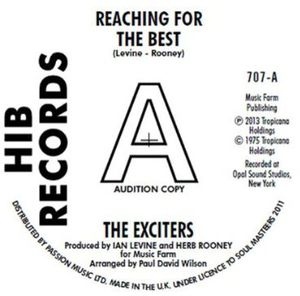 Reaching for the Best [Import] , The Exciters