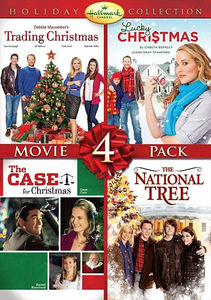 Hallmark Channel Holiday Collection: 4 Movie Pack #1