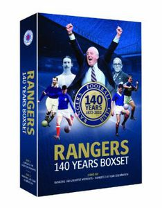 Rangers 140 Anniversary Collection [Import]