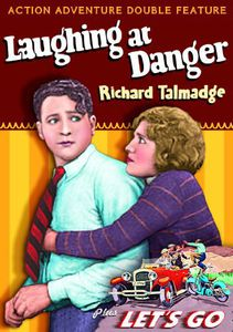 Action Adventure Double Feature: Laughing at Danger (1924) /  Lets Go(1923)