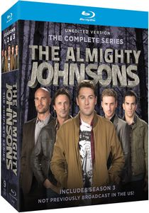 The Almighty Johnsons:The Complete Series (Unedited Version)