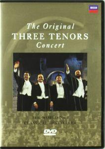 Original Three Tenors Concert [Import]