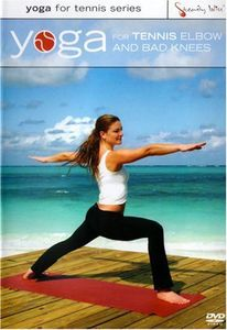 Yoga for Tennis Elbow and Bad Knees With Anastasia