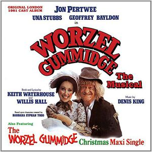 Worzel Gummidge-The Musical (Original Soundtrack) [Import]