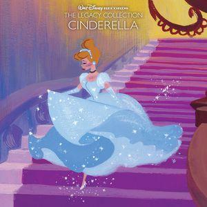 Cinderella: The Walt Disney Records Legacy Collection (2CD)