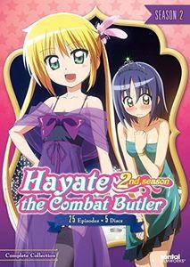 Hayate the Combat Butler: Season 2