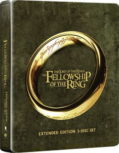 The Lord of the Rings: The Fellowship of the Ring [Import]