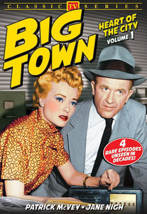 Big Town,: Volume 1 (Heart of the City)