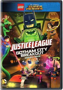 Lego DC Super Heroes: Justice League: Gotham City Breakout