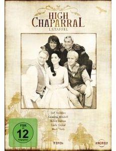 High Chaparral: Season 1 [Import]