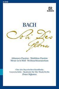 Bach,J.S. : St. John Passion /  Christmas Oratorio