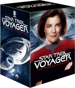 Star Trek- Voyager: The Complete Series , Joe Menosky