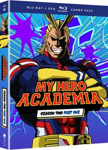 My Hero Academia: Season Two - Part One