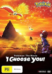 Pokemon The Movie: I Choose You [Import]