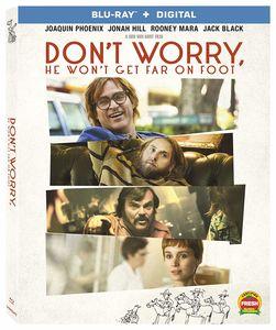 Don't Worry, He Won't Get Far on Foot , Joaquin Phoenix