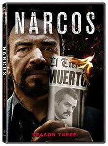 Narcos: Season Three , Pedro Pascal