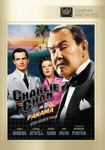 Charlie Chan in Panama , Sidney Toler