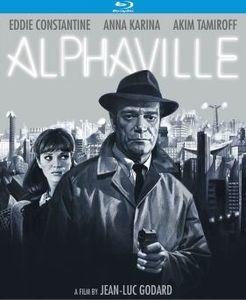 Alphaville (Une Etrange Aventure de Lemmy Caution) , Eddie Constantine