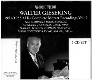 Complete Recordings of Wal