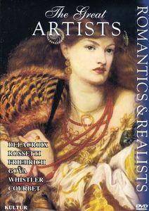 The Great Artists: Romantics & Realists: Box Set