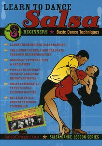 Vol. 3-Salsa Dancing Guide for Beginners