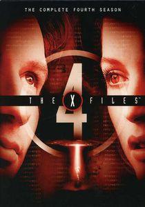 X-Files Fourth Season [6 Discs] [TV Show] [Thin Packs] [Repackaged] [Sensormatic]
