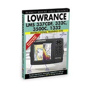 Lowrance Lms-1332,337cdf,332c,3500c