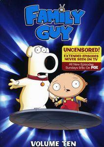 Family Guy: Volume 10