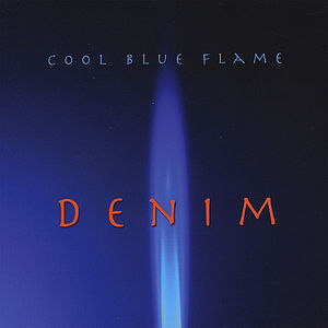 Cool Blue Flame