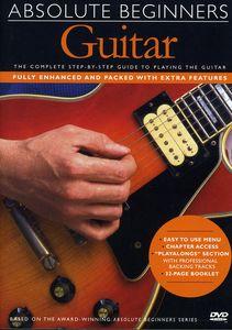 Absolute Beginners: Guitar DVD