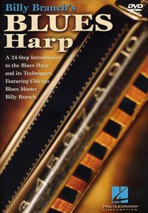 Billy Branch's Blue Harp