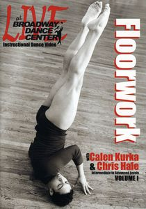 Live at the Broadway Dance Center: Floorwork