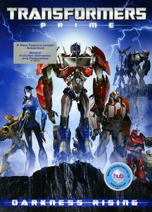 Transformers Prime: Darkness Rising