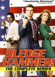 Sledge Hammer!: The Complete Series