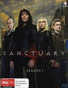 Sanctuary: The Complete First Season [Import]