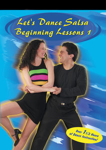 Let's Dance Salsa Beginning Lesson 1