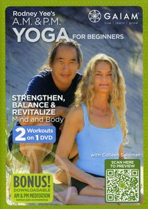 Am & PM Yoga for Beginners
