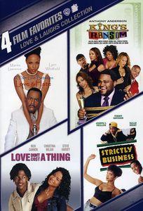 4 Film Favorites: Love and Laughs
