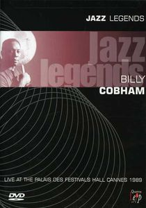 Billy Cobham: Live at the Palais Des Festivals Hall Cannes 1989