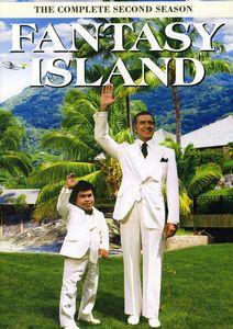 Fantasy Island: The Complete Second Season