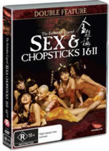 Forbidden Legend: Sex & Chopsticks 1 & 2 [Import]