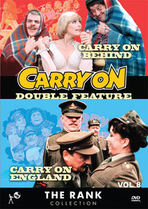 Carry on Behind /  Carry on England