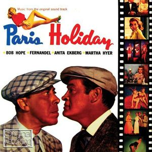 Paris Holiday (Original Soundtrack) [Import]
