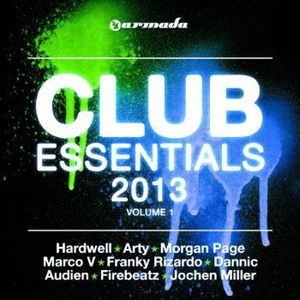 Club Essentials 2013 V1 /  Various [Import]