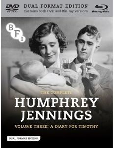 Vol. 3-Complete Humphrey Jennings [Import]