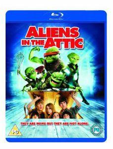 Aliens in the Attic [Import]