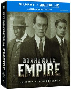 Boardwalk Empire: The Complete Fourth Season