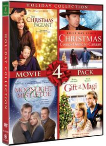 Holiday Collection: Movie 4 Pack