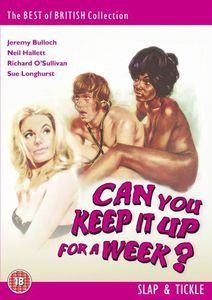 Can You Keep It Up for a Week [Import]